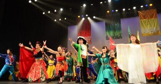 2018年、関西でのミュージカルプログラム開催決定!