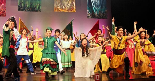 【フォトレポート】15周年記念英語台湾公演が無事終了いたしました。