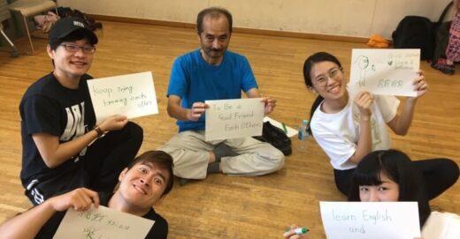 歌とダンスで国際交流!サマーキャンプレポート vol.3 日本人キャストの感想編