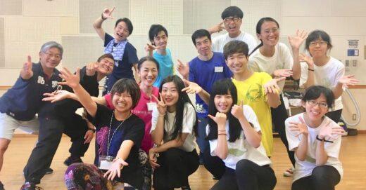 歌とダンスで国際交流!サマーキャンプレポート vol.1