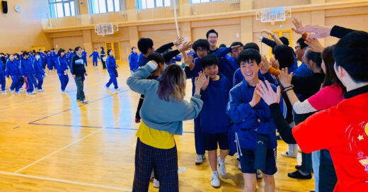 今年も開催!学校訪問in宮城