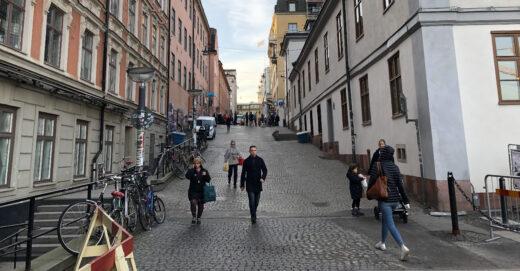 ゆーきの一歩〜power of the smile〜 Vol.24〜スウェーデンの首都、ストックホルム