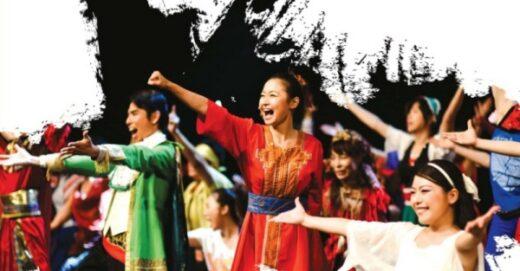 【メディア掲載】韓国「連合ニュース」に日韓ミュージカルが取り上げられました。