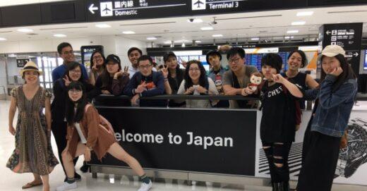 サマキャン!台湾とフィリピンから学生が来日!