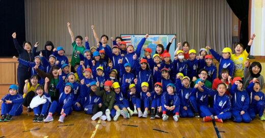 \初開催!/学校訪問in秋田 開催レポート
