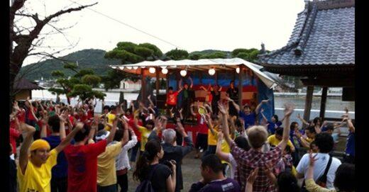石巻八雲神社例大祭(かっぱ祭り)出演キャスト募集!