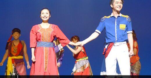「韓国の若者100人公演招待募金」へのご協力のお願い