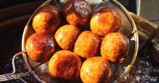 【サマフェス】美味しいご飯に舌鼓!お腹いっぱい屋台村!